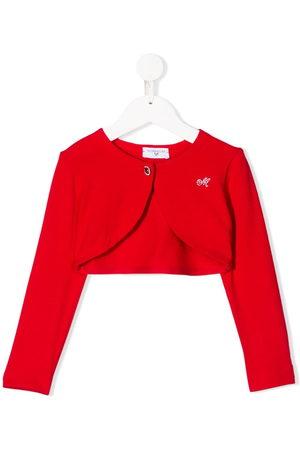 MONNALISA Embellished bolero jacket