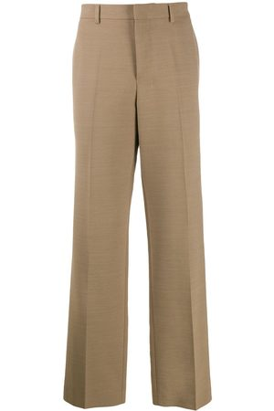 Ami Wide-leg trousers - Neutrals
