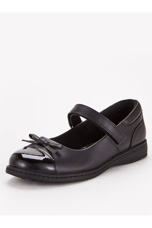Very Toezone At Older Girls Mary Jane Leather School Shoe