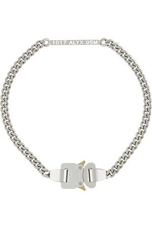 1017 ALYX 9SM Buckle detail chain necklace - Metallic