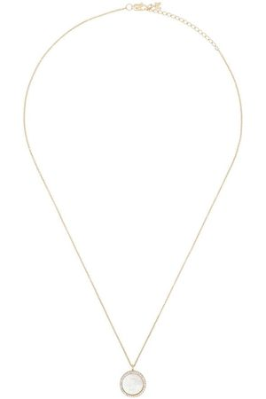 Mateo Women Necklaces - 14kt pearl and crystal necklace
