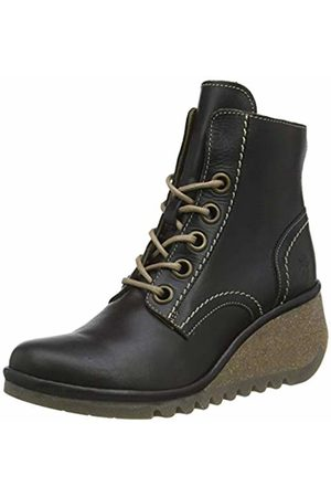Fly London Women's NURE195FLY Combat Boots, ( 005)
