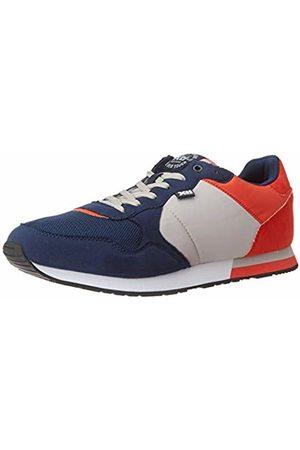 Leatherman Men's 49660 Low-Top Sneakers, (Navy/Gris Navy/Gris)