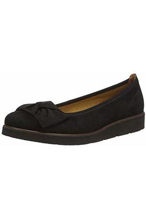 Gabor Shoes Women's Casual Ballet Flats, (Schwarz (Uni) 37)