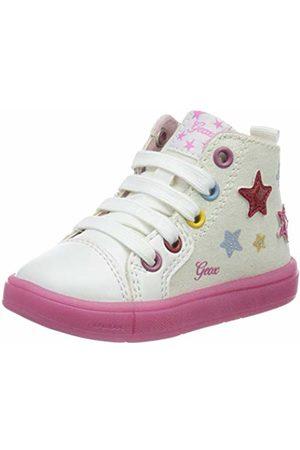 Geox Baby Girls' B TROTTOLA C Low-Top Sneakers, ( /Multicolor C0653)