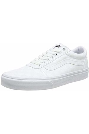 Vans Men's Ward Canvas Trainers, (Checkerboard) W51