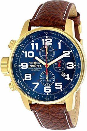 Invicta 3329 I-Force Men's Wrist Watch Stainless Steel Quartz Dial