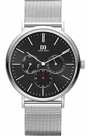 Danish Designs Danish Design Mens Multi dial Quartz Watch with Stainless Steel Strap IQ63Q1233