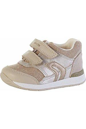 Geox Baby Girls' B RISHON Low-Top Sneakers, ( / C0871)