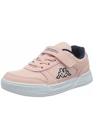 Kappa Girls' Dalton Kids Low-Top Sneakers, (Rose/Navy 2167)