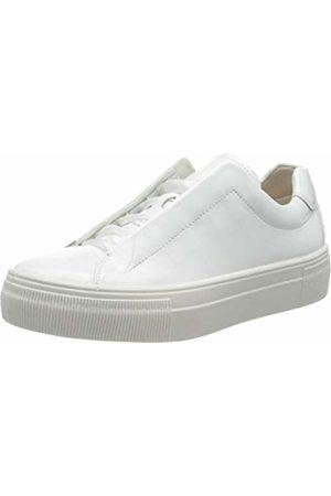 Legero Women's Lima Low-Top Sneakers, (Offwhite (Weiss) 12)