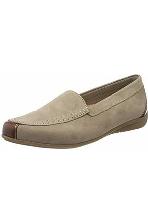 Gabor Women's Casual Loafers, (Visone/Coca 12)