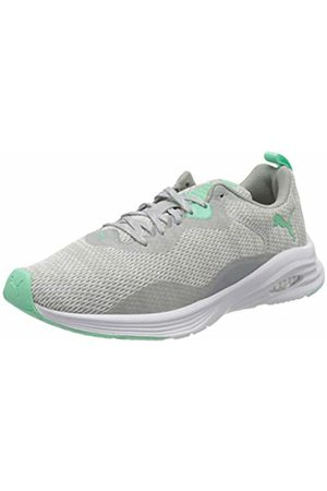 Puma Women's Hybrid Fuego Knit WN's Running Shoes, (High Rise- Glimmer 05)