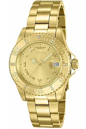 Invicta 12820 Pro Diver Unisex Wrist Watch Stainless Steel Quartz Dial