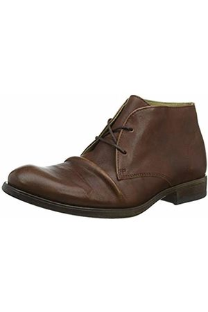 Fly London Men's MURO577FLY Desert Boots, (Cognac 007)