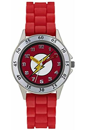 The Flash Boys Analogue Quartz Watch with Rubber Strap FLH9050
