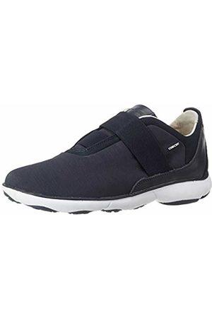 Geox Men's U Nebula C Low-Top Sneakers, (Navy C4002)