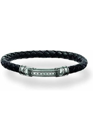Thomas Sabo Rebel at Heart 925 Silver Men's Bracelet 16 cm
