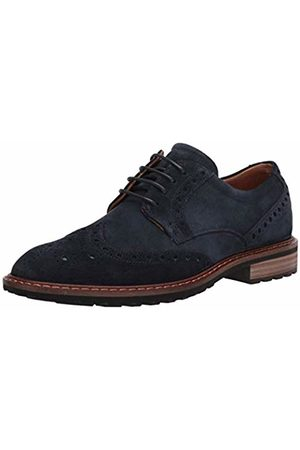 Ecco Men's VITRUSI Brogues, (Navy 5058)