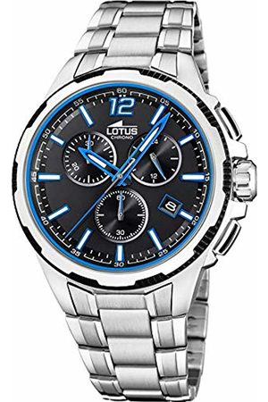 Lotus Men's Analogue Quartz Watch with Stainless Steel Strap 18585/3