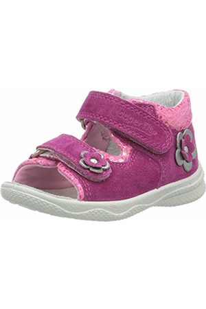 Superfit Baby Girls' Polly Sandals, (ROSA/ROSA 55)