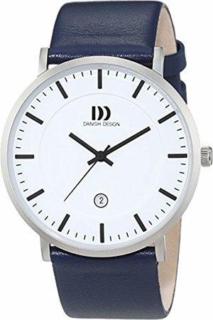 Danish Designs Danish Design Men's Quartz Watch 3314514 with Leather Strap
