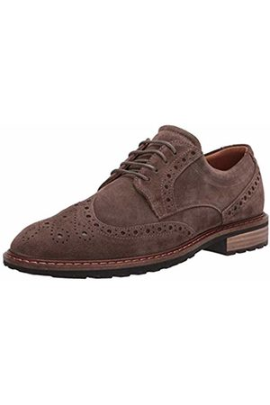 Ecco Men's VITRUSI Brogues, (Dark Clay 5559)