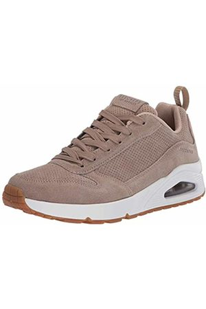 Skechers Men's UNO Trainers, (Taupe TPE)