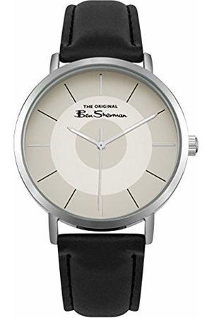 Ben Sherman Mens Analogue Classic Quartz Watch with PU Strap BS014WB
