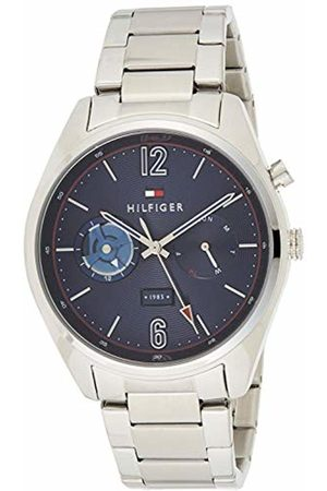 Tommy Hilfiger Mens Multi dial Quartz Watch with Stainless Steel Strap 1791551