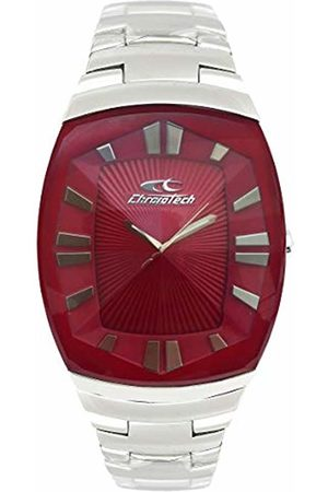 ChronoTech Womens Analogue Quartz Watch with Stainless Steel Strap CT7065L-27M