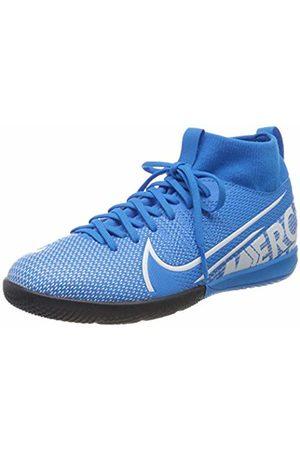 Nike Unisex Kids Jr. Mercurial Superfly 7 Academy Ic Football Boots, ( Heron/ /Obsidian 414)