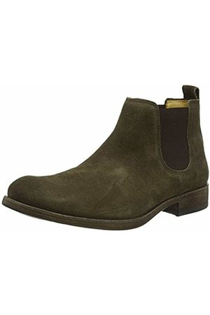 Fly London Men's MEZO559FLY Chelsea Boots, (Sludge 003)