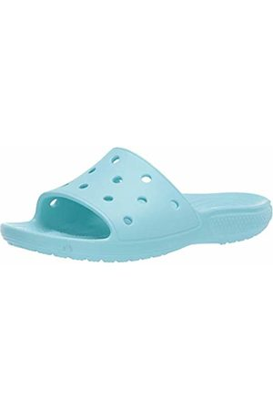 Crocs Unisex Adult's Classic Slide Open Toe Sandals, (Ice 4o9)