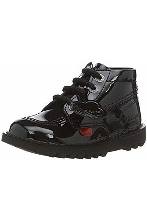 Kickers Unisex Kid's Kick Hi Zip Ankle Boot