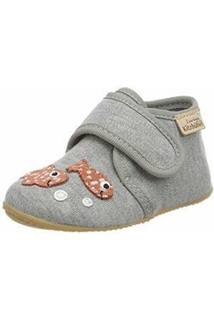 Living Kitzbühel Baby Boys' 3708 Slippers, (Hellgrau 620)