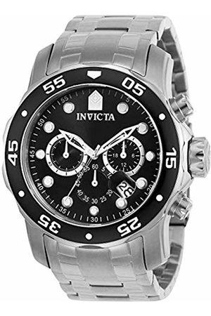 Invicta 0069 Pro Diver - Scuba Men's Wrist Watch Stainless Steel Quartz Dial