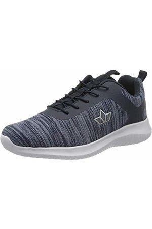 LICO Men's Rachel Nordic Walking Shoes, (Marine/Grau Marine/Grau)