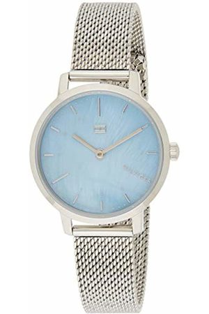 Tommy Hilfiger Womens Analogue Classic Quartz Watch with Stainless Steel Strap 1782041