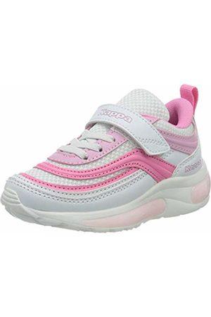 Kappa Girls' Squince Kids Low-Top Sneakers, ( /Rose 1021)