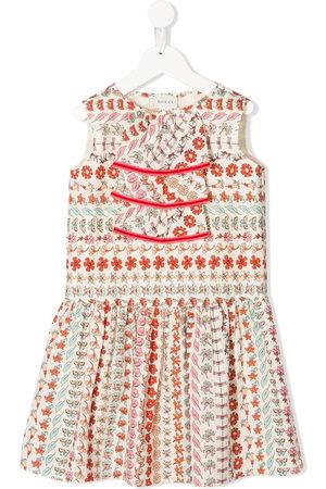 Gucci Floral print dress - NEUTRALS