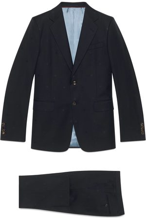 Gucci Men Suits - London bee wool gabardine suit