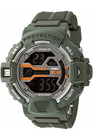 UphasE UP706-141 - Men's Watch - Digital Quartz- Plastic Strap