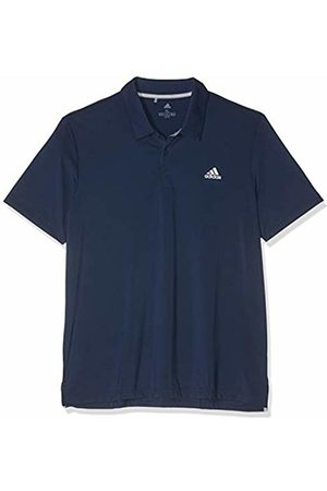 adidas Men's Ultimate 365 Solid Polo Shirt (Azul Navy Dq2347)
