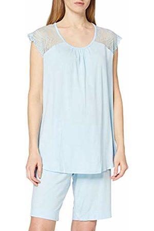 Schiesser Women's Anzug Kurz, Bermuda Pyjama Sets