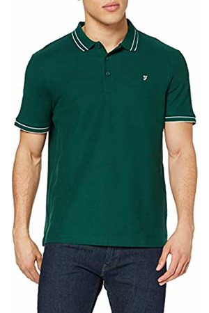 Farah Men's Gyp Honeycomb Polo Shirt