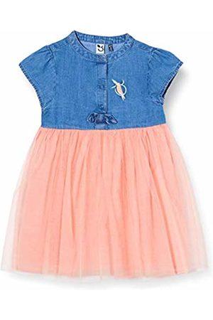 3 Pommes Baby Girls' 3q30122 Robe A Manches Dress