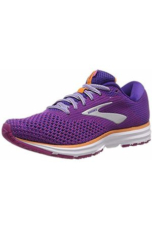 Brooks Women's Revel 2 Running Shoes, ( /Aster/Peach 597)