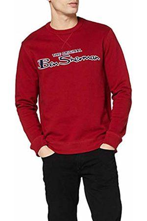 Ben Sherman Men's Signature Logo Sweat Sweatshirt