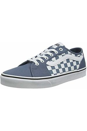 Vans Men's FILMORE Decon Platform Shoes, ((Checkerboard) Mirage/ W50)